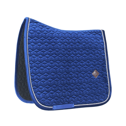 "Tapis Kentucky ""Velvet"" Navy Dressage"