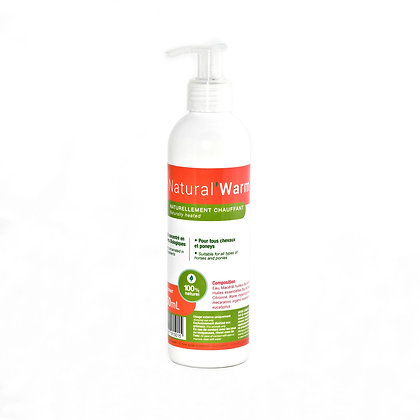 Natural Warm 250ml