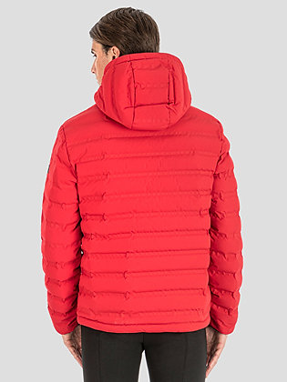 Blouson EQUILINE Homme Rouge