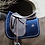 "Thumbnail: Tapis Kentucky ""Velvet"" Navy Dressage"