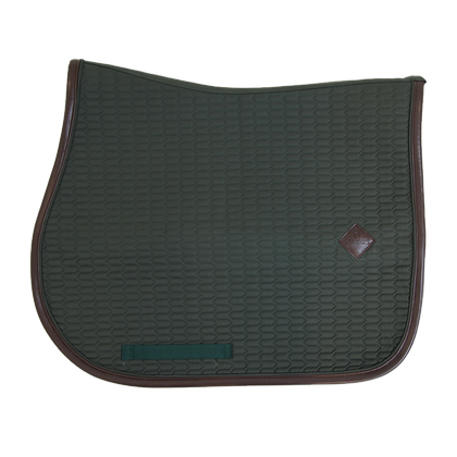 "Tapis Kentucky ""Color Edition"" Vert Olive"