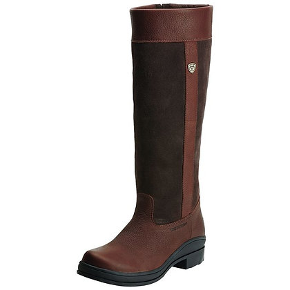 Bottes ARIAT Windermere H2O DARK BROWN