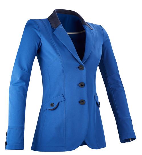 Bleu Femme Horse Pilot Royal Veste Tailor Made ZAanwq