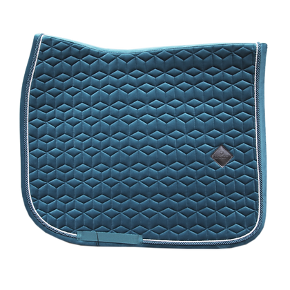 "Tapis Kentucky ""Velvet"" Emeraude Dressage"