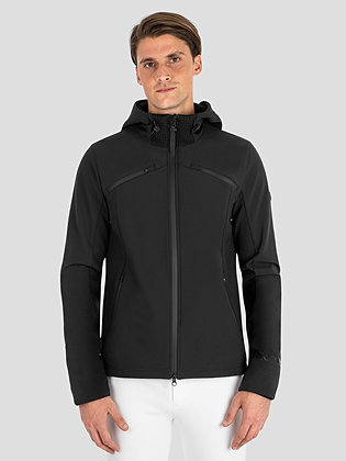 Softshell EQUILINE Homme Black