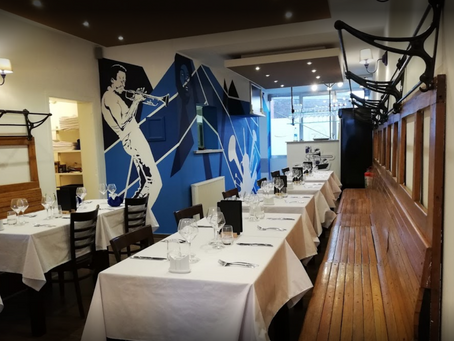 Restaurant Blue Note Project