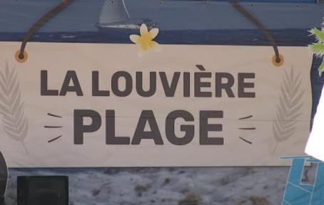 La Louvière Plage 2021