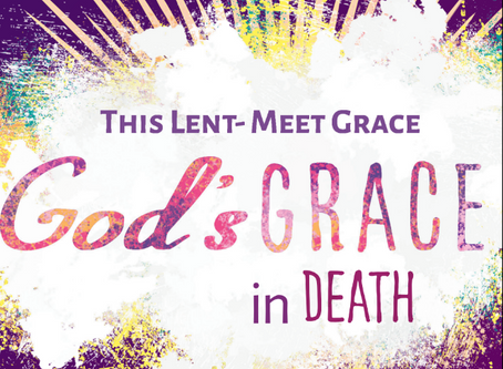 God's Grace in Death