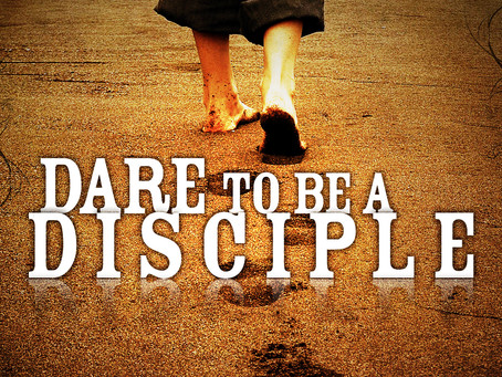 Seizing the Opportunity to be a Disciple