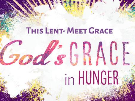 God's Grace in Hunger