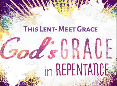 God's Grace in Repentance