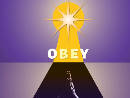 Advent Message Series - What Are You Waiting For? - Week 2 - Obey