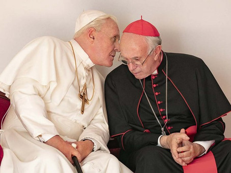 Two Popes = Two Churches?