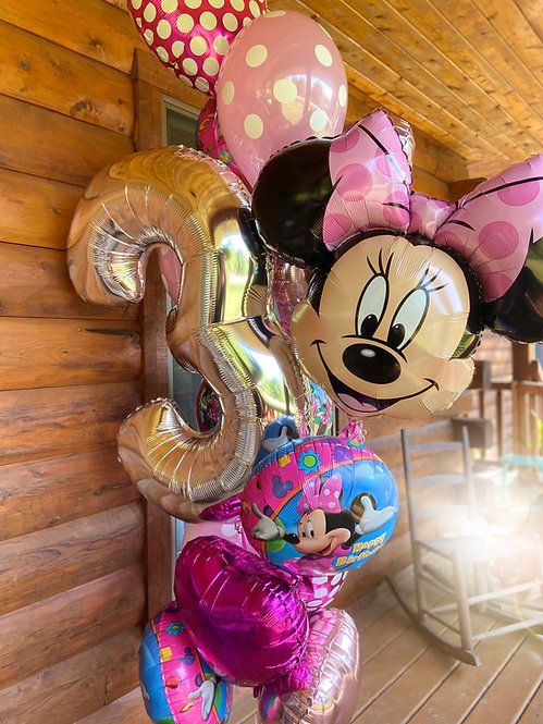 Any Occasion - Balloon Bouquet Delivery