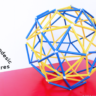 Model Geodesic Dome