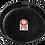 Thumbnail: 70 cm geëmailleerde paellapan