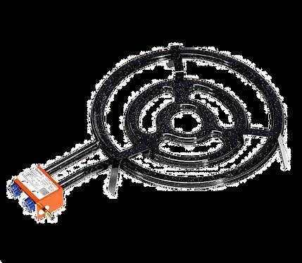 50 cm Aardgas Paellabrander