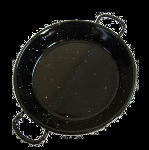 10 cm geëmailleerde paellapan (tapagrootte)