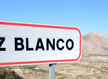 Impressie van Vélez-Blanco (Almería)