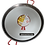 Thumbnail: 70cm Paella Pan van Gepolijst Staal