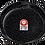 Thumbnail: 80 cm geëmailleerde paellapan