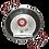 Thumbnail: 24 cm Paella Pan van Gepolijst Staal (maat tapa)