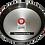 Thumbnail: 36cm Paella Pan van Gepolijst Staal