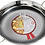 Thumbnail: 28 cm roestvrijstalen paellapan