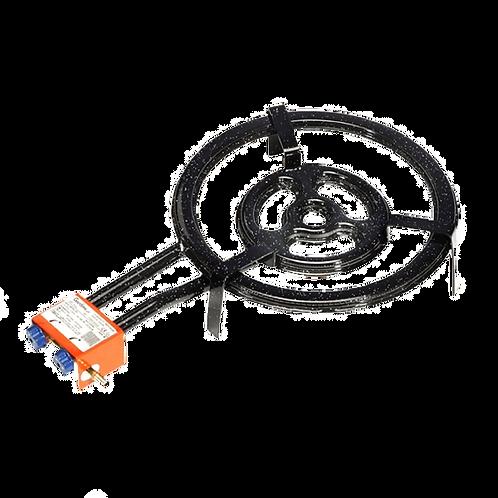 40 cm Aardgas Paellabrander