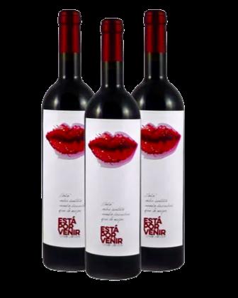 Rode Wijn van TEMPRANILLO druiven.