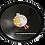 Thumbnail: 65 cm geëmailleerde paellapan