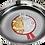 Thumbnail: 55 cm roestvrijstalen paellapan