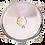 Thumbnail: 90 cm roestvrijstalen paellapan