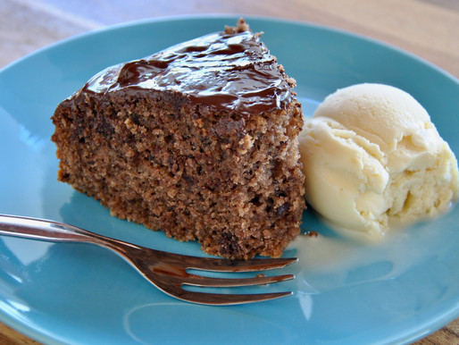 Tarta de Chocolate con Vino Tinto (Chocoladecake met Rode Wijn)