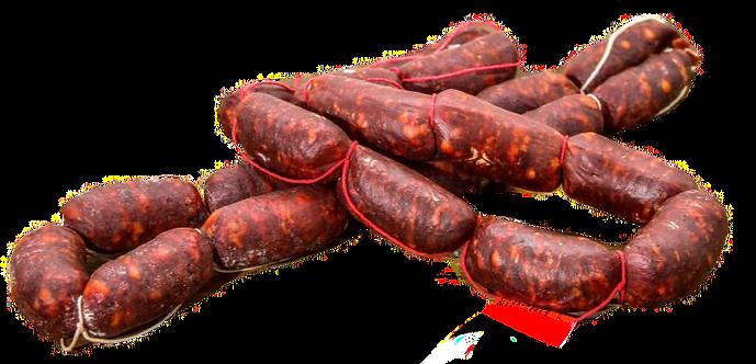 Artisanale Chorizo uit los velez / Chorizo Casero Vélez