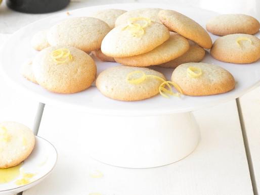 Citroenkoekjes met olijfolie (Galletas de Limón con aceite de oliva)