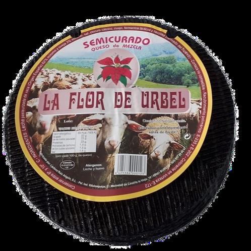 Schapenkaas De Bloem Van Urbel / Queso La Flor De Urbel