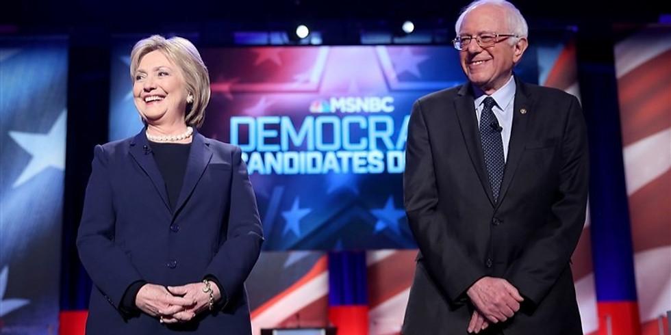 VIEWING PARTY!! - Round 2 - NBC News Democratic Primary Debate