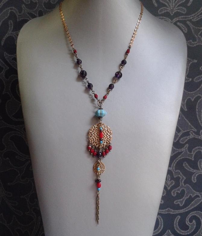 Les Ottomanes : nouvelle ligne de bijoux
