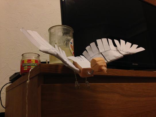 Bird Armature