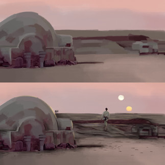 Tatooine - May the Fourth 2021
