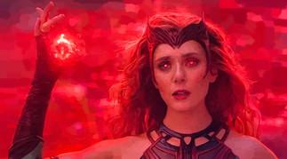 Wanda Maximoff/Scarlet Witch