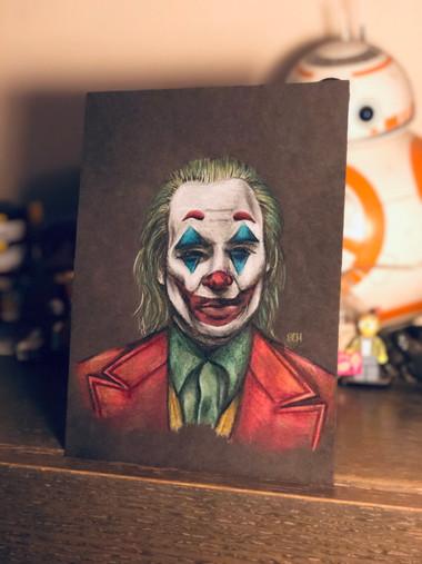 Joaquin Phoenix's Joker