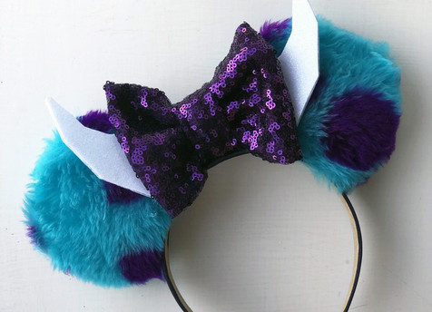 Sulley Mickey Ears