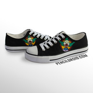Krusty Shoes