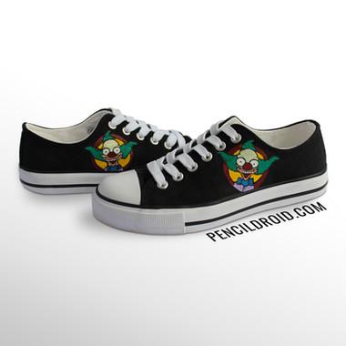 Krusty Shoes