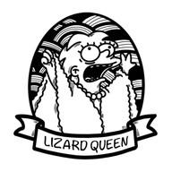 I am the lizard queen