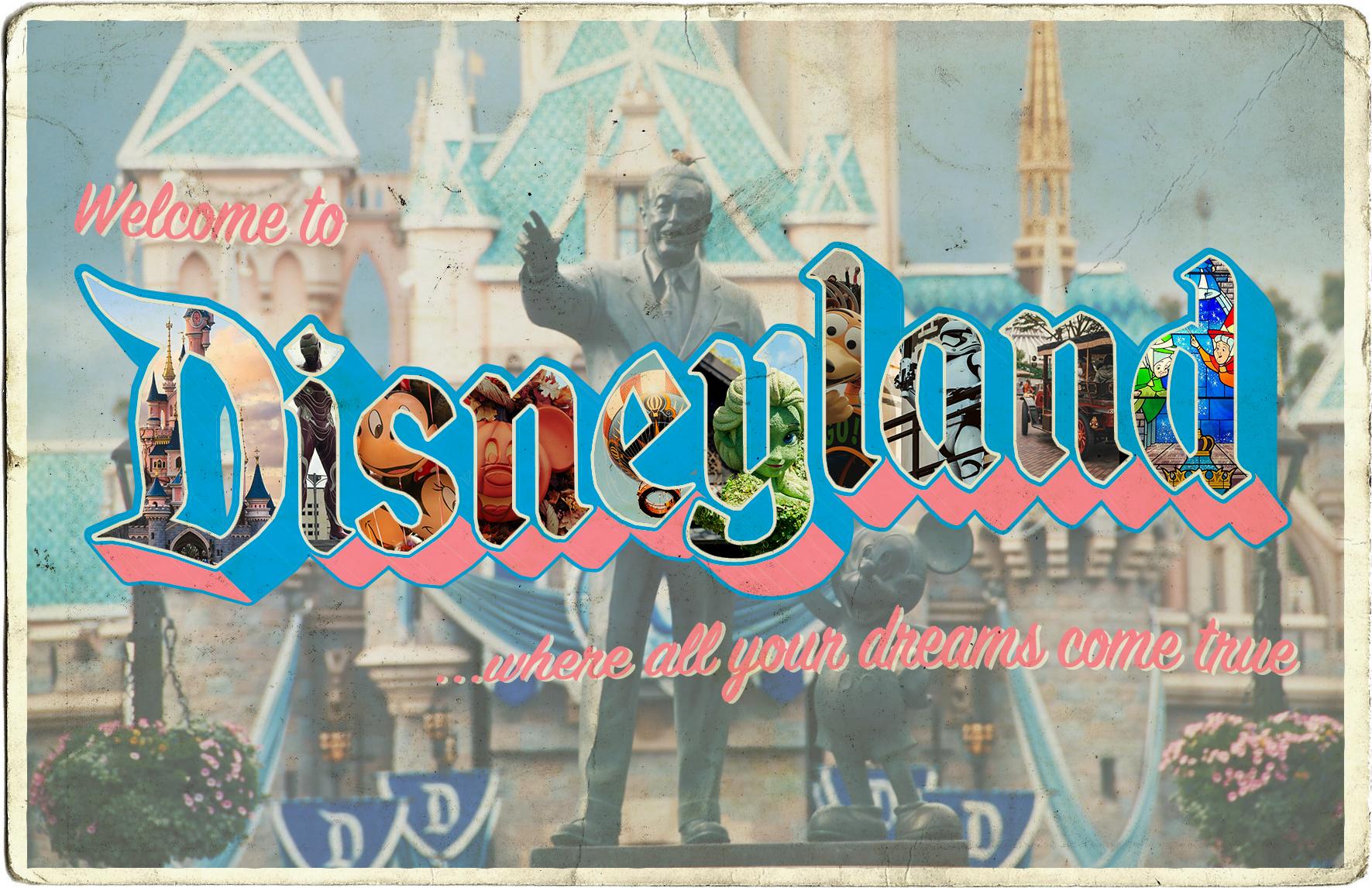 Welcome to Disneyland