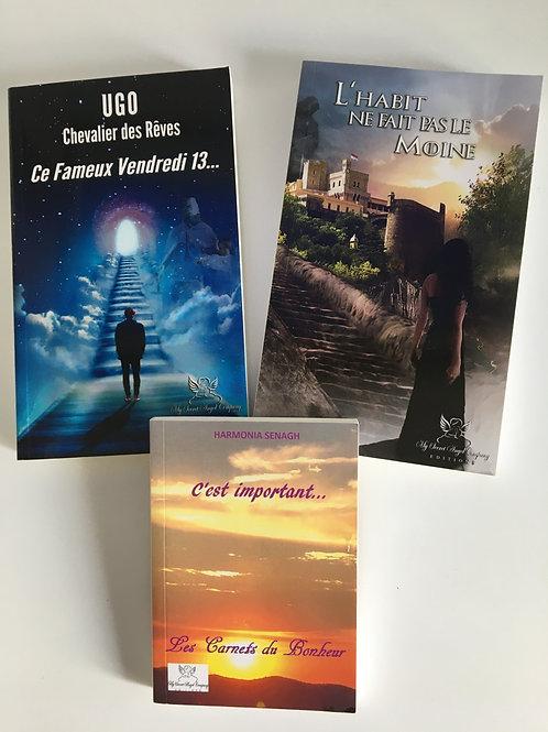 Pack : Ugo Chevalier des Rêves 1 et 2 + C'est important...