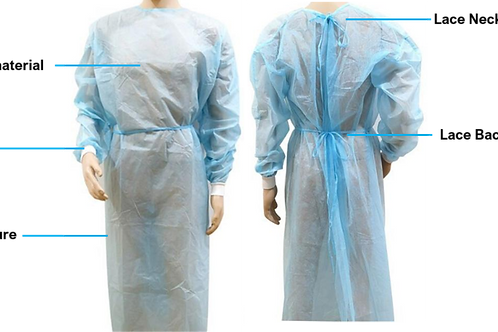 Surgical Gown Level 3 - Non Sterile